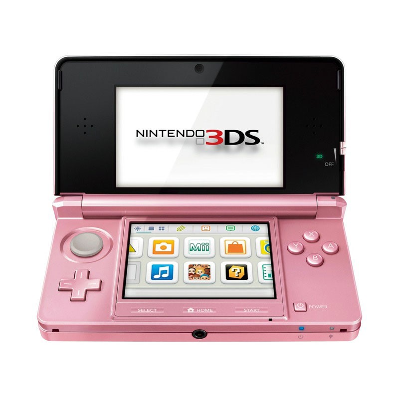console nintendo 3ds occasion. Black Bedroom Furniture Sets. Home Design Ideas