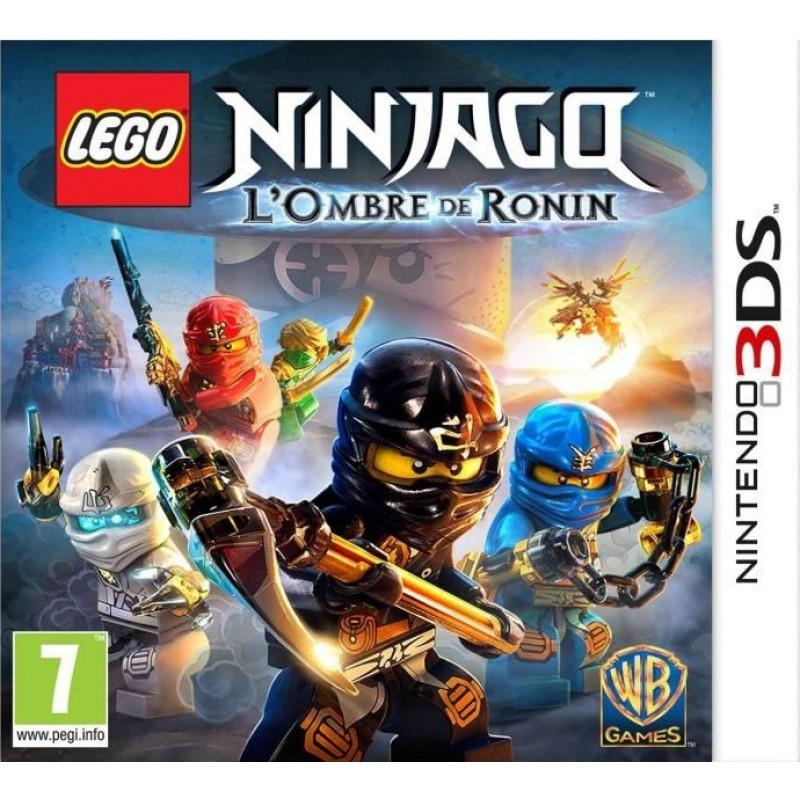 lego ninjago lombre de ronin sur 3ds tous les jeux vido 3ds sont chez micromania - Jeux De Lego Ninjago Spinjitzu