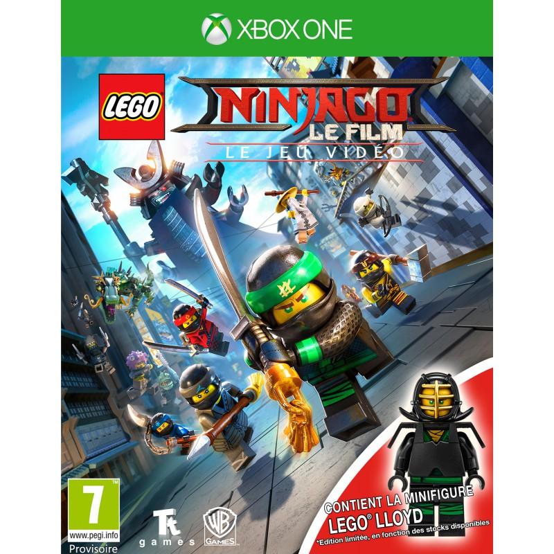 Lego ninjago le film le jeu vid o day one edition sur - Jeux de ninjago gratuit lego ...
