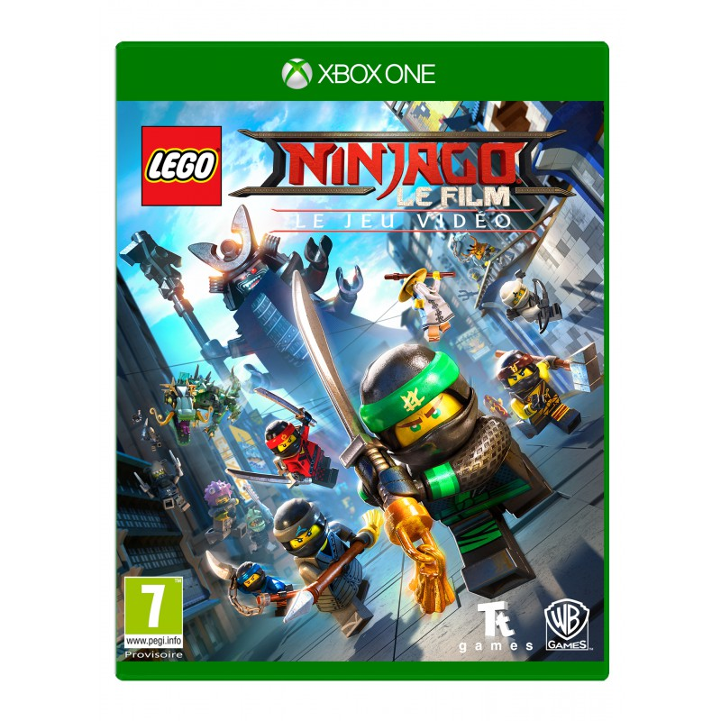 lego ninjago le film le jeu vid o sur xbox one tous les jeux vid o xbox one sont chez micromania. Black Bedroom Furniture Sets. Home Design Ideas