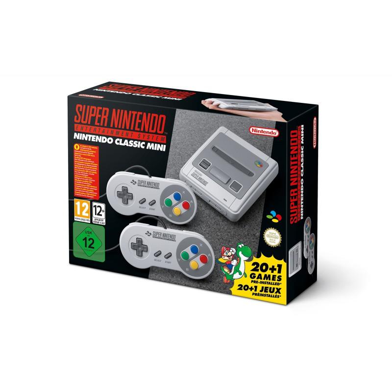 image du jeu Nintendo Classic Mini : Super Nes sur NINTENDO