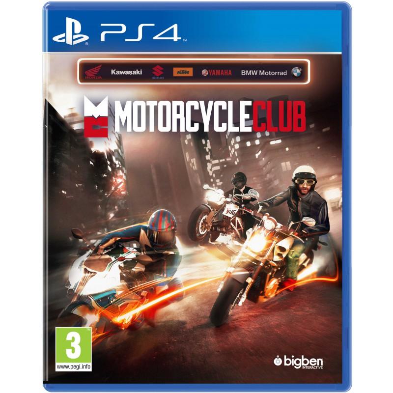 motorcycle club sur ps4 tous les jeux vid o ps4 sont chez micromania. Black Bedroom Furniture Sets. Home Design Ideas