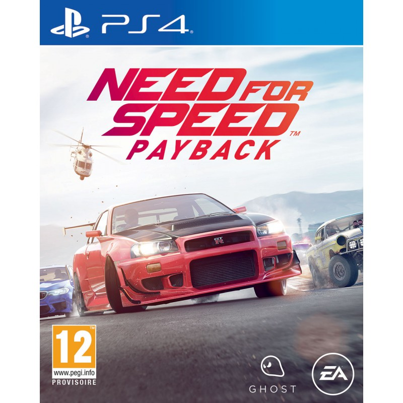 need for speed payback sur ps4 tous les jeux vid o ps4 sont chez micromania. Black Bedroom Furniture Sets. Home Design Ideas