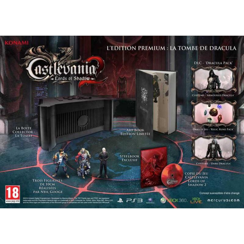 image du jeu Castlevania : Lords Of Shadow 2 Collector sur XBOX 360