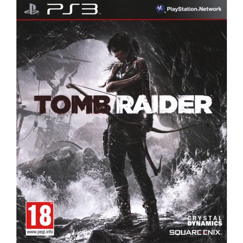 image du jeu Tomb Raider sur PS3