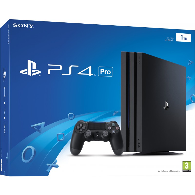 pack ps4 pro 1to noire qui es tu voucher ps4. Black Bedroom Furniture Sets. Home Design Ideas