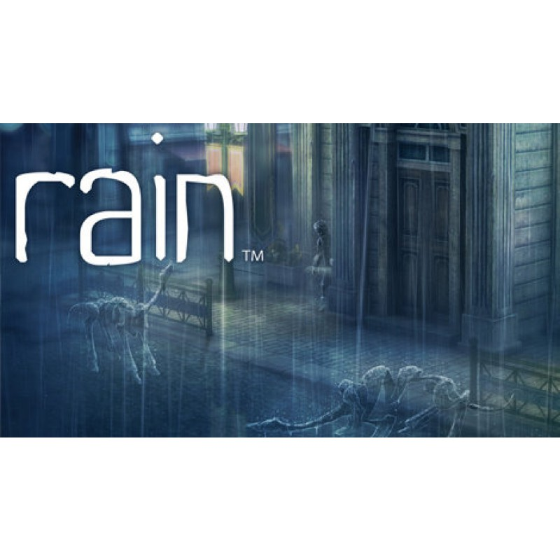 image du jeu Rain - Jeu complet sur PS3