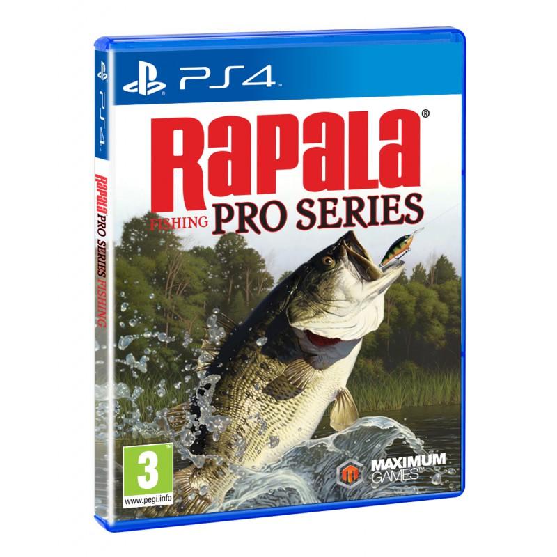 rapala fishing pro series sur ps4 tous les jeux vid o ps4 sont chez micromania. Black Bedroom Furniture Sets. Home Design Ideas