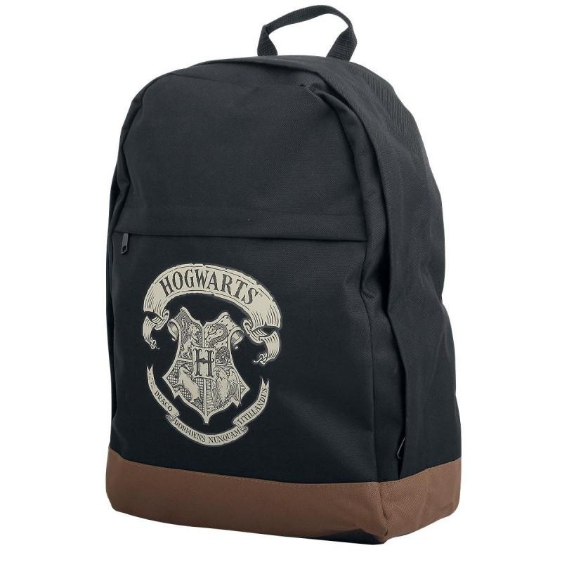 Sac d/école sac /à dos noir Harry Potter officiel