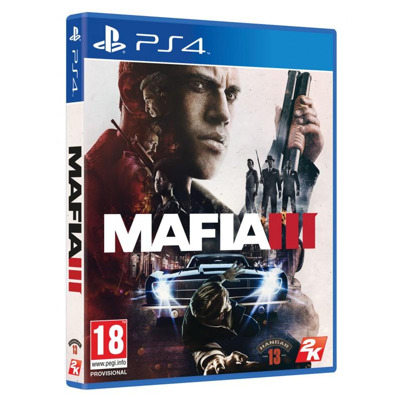 mafia iii sur ps4 tous les jeux vid o ps4 sont chez micromania. Black Bedroom Furniture Sets. Home Design Ideas