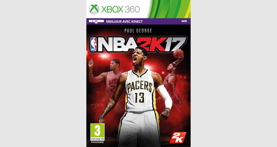nba 2k17 sur xbox 360 tous les jeux vid o xbox 360 sont chez micromania. Black Bedroom Furniture Sets. Home Design Ideas