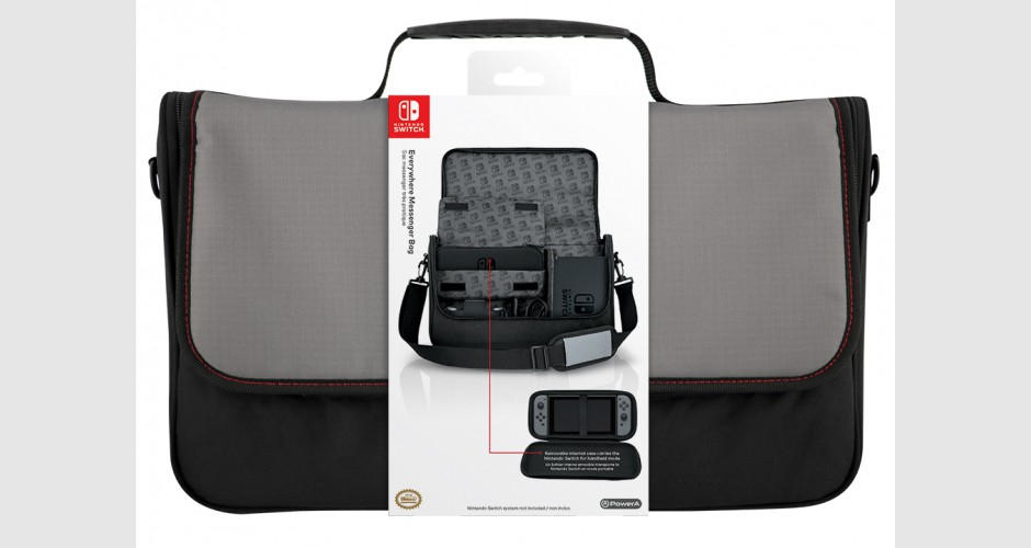 Sac de transport everywhere sacoche incluse switch for Housse zelda pour switch