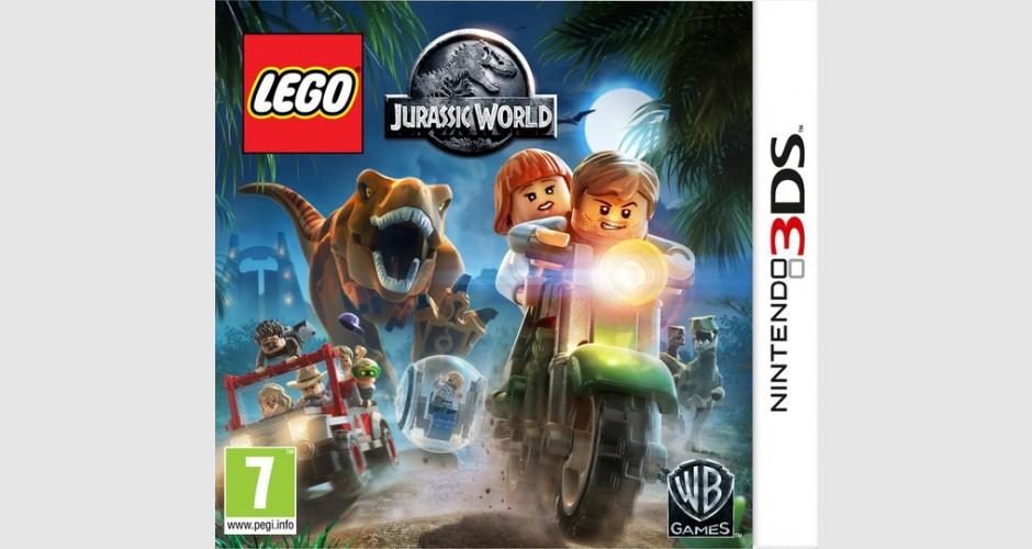 Lego jurassic world sur 3ds tous les jeux vid o 3ds sont - Jeux de jurassic park 3 ...