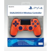 Dual Shock 4 Sunset Orange