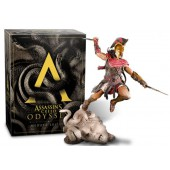 Assassin's Creed Odyssey Edition Collector Medusa Exclusivité Micromania
