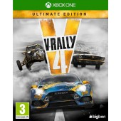 V Rally 4 Ultimate Edition Exclusivité Micromania