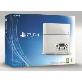 PlayStation 4 500 Go Glacier Blanche (Slim)
