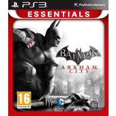 Batman : Arkham City Essentials