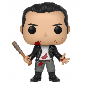 Figurine Toy Pop N°573 - The Walking Dead - Negan (clean Shaven)