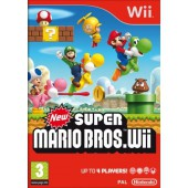 New Super Mario Bros Wii Select