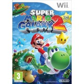 Super Mario Galaxy 2 Select