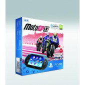 Pack PS Vita Wi-Fi + Voucher MotoGP + Carte mémoire 4 Go