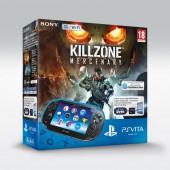 Pack Ps Vita 3g + Voucher Killzone : Mercenary + Carte Mémoire 8 Go