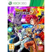 Dragon Ball Z : Battle Of Z D1 Edition