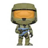 Figurine Toy Pop - Halo - Master Chief avec épée à énergie - Exclusivité Micromania-Zing