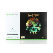 Pack Xbox One S 1to Blanche + Sea Of Thieves