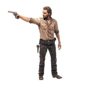 Figurine Mc Farlane Toys - The Walking Dead - Rick Grimes 25 cm