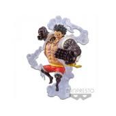 Figurine King of Artist - One Piece -  Luffy en Gear Fourth