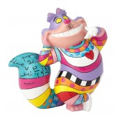 Figurine Britto Disney - Alice au Pays des Merveilles - Cheshire Mini