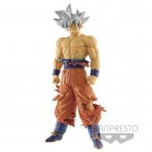 Figurine Grandista - Dragon Ball Super - Son Goku Ultra Instinct