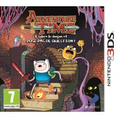 Adventure Time : Explore Le Donjon Et Pose Pas De Question !