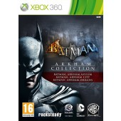 Batman Arkham Trilogy