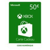 Xbox Live 50 Euros Xbox 360 - Xbox One