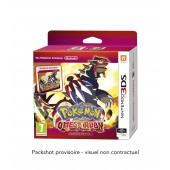 Pokémon Rubis Omega + Steelbook Edition Limitée