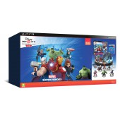 Disney Infinity 2.0 Pack Démarrage Marvel Super Heroes Collector - Exclusivité Micromania.fr