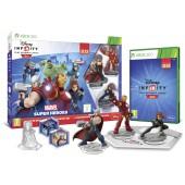 Disney Infinity 2.0 Pack Démarrage Marvel Super Heroes