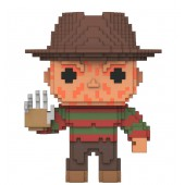 Figurine Toy Pop N°22 - Les Griffes de la Nuit - Freddy Krueger 8-bits
