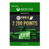 FIFA 18 Ultimate Team 2 200 Pts Xbox One