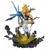 Statuette Figuarts Zero - Dragon Ball Super - Saiyan Gogeta 1