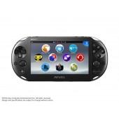 Pack PS Vita 2000 + Voucher FIFA 15 + Carte mémoire 4 Go