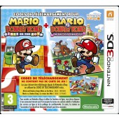 Mario & Donkey Kong Minis On The Move + Mario vs Donkey Kong Le Retour des Mini