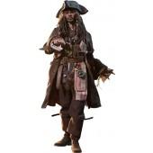 Figurine Hot Toys - Pirates des Caraibes - Dead Men no Tales - Jack Sparrow