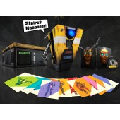 Coffret Collector Borderlands Handsome Collection Claptrap-in-a-Box + jeux inclus - Exclusivité Micromania.fr