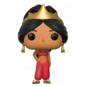 Figurine Toy Pop N°354 - Aladdin - Jasmine (rouge)
