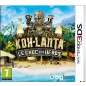 Koh-Lanta : Le Choc des Heros - Jeu officiel TV