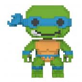 Figurine Toy Pop N°04 - Tortues Ninja - Leonardo 8 Bits